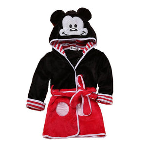 Disney Mickey Mouse babies and kids bathrobe nightgown - Just Kidding Store