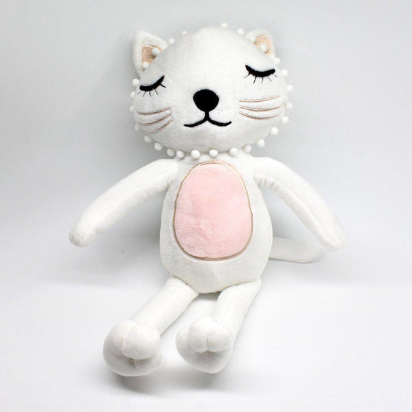 Soft Soothe Plush Toy - Cat - Just Kidding Store