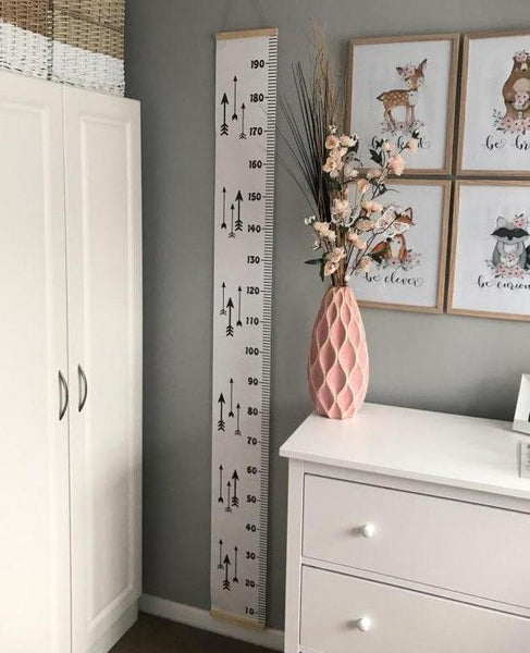 Kids Growth Chart -  Height Measure Ruler - Just Kidding Store