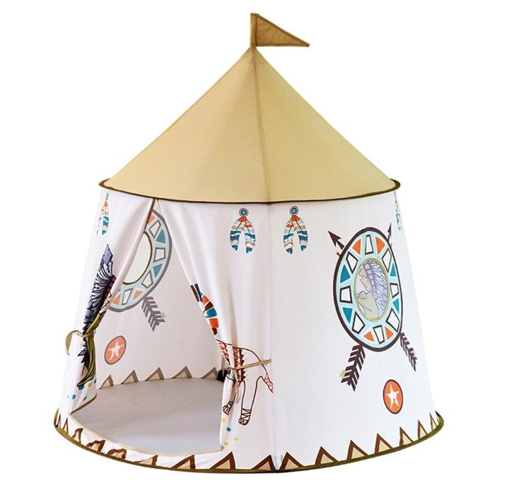 Indian Tent House - Portable Children Playhouse
