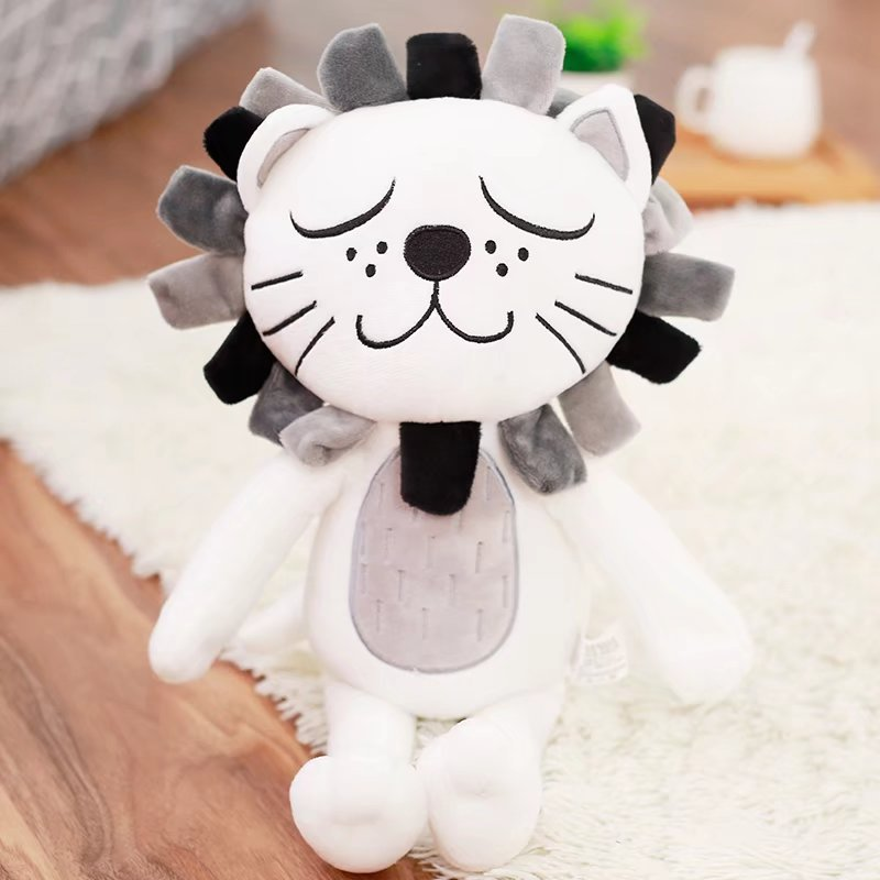 Soft Soothe Plush Toy - Lion - Just Kidding Store