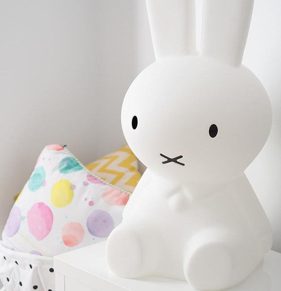 Miffy LED Lamp - Dimmable Bunny Table and Floor - Just Kidding Store