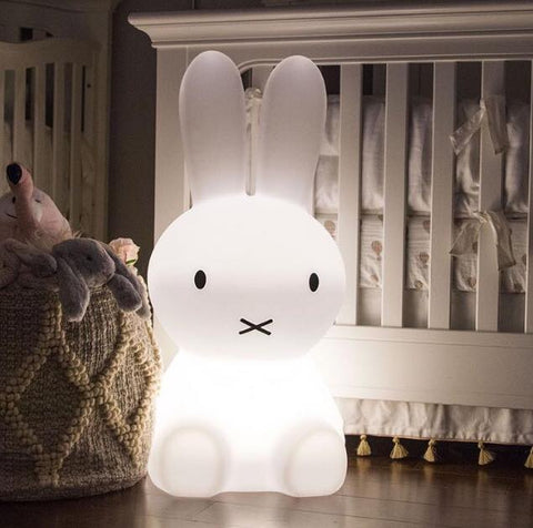 Miffy Lamp - Table and Floor - Just Kidding Store