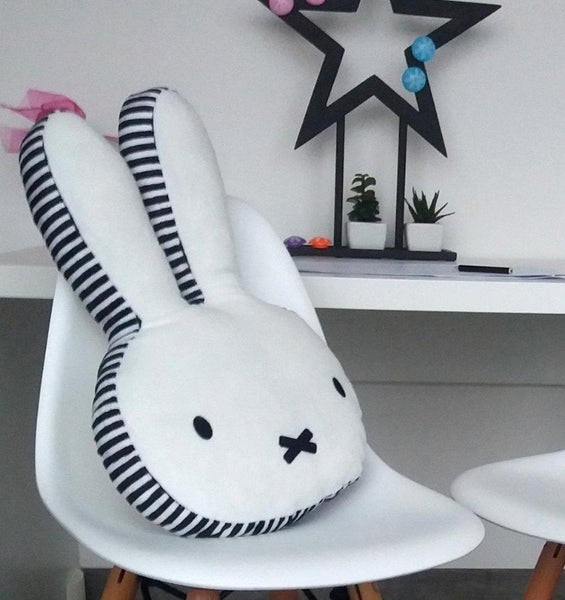 Miffy Pillow - Kawaii Bunny Cushion