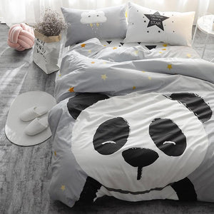 Panda Kids and Teens Bedding Set - Just Kidding Store