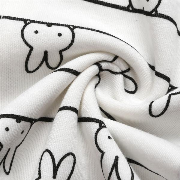 Miffy Bunny Sleepwear Set - Kids Pajamas - Just Kidding Store