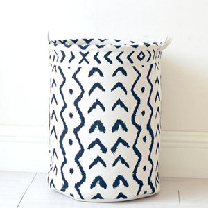 Wavy Stripes Storage Basket - Just Kidding Store