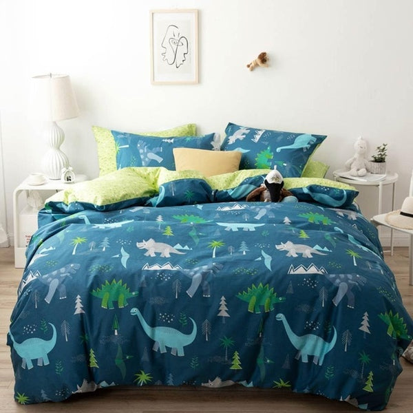 Dinosaur Bedding Set - Just Kidding Store
