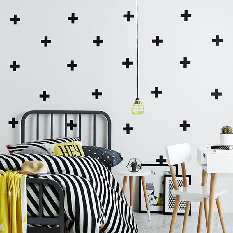 Cross Wall Stickers - Just Kidding Store
