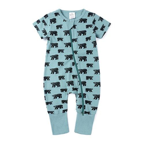 Bear Summer Romper
