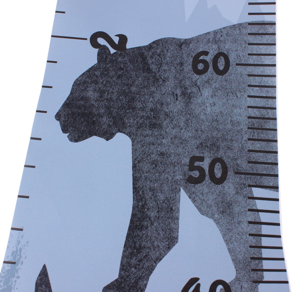 Wall Hanging Growth Chart - Height Measure Ruler - Just Kidding Store