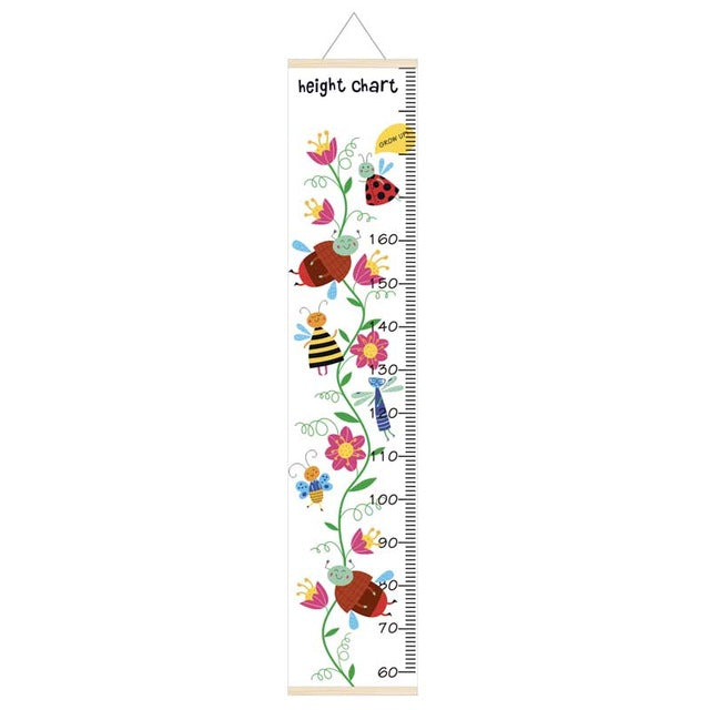 Children Height Measure Ruler - Kids Growth Size Chart - Just Kidding Store