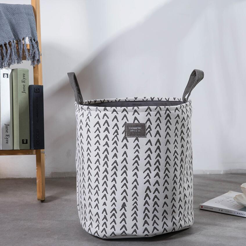 Thick Double Layer Laundry Hamper  - Storage Basket - Just Kidding Store