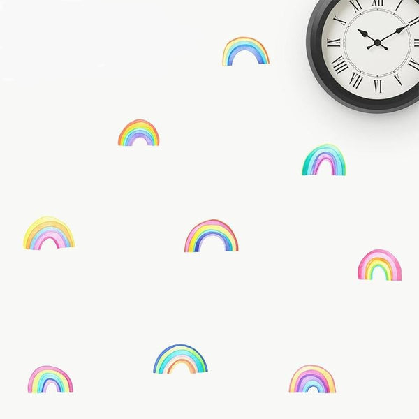 Rainbow Wall Decals - Just Kidding Store