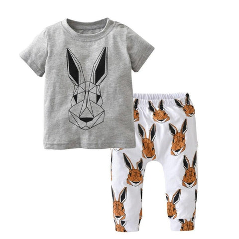 Baby Bunny Pajama Set - Just Kidding Store