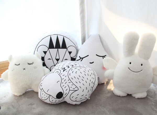 Little Monster Plush - Just Kidding Store