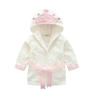 Princess babies and kids bathrobe nightgown - Just Kidding Store