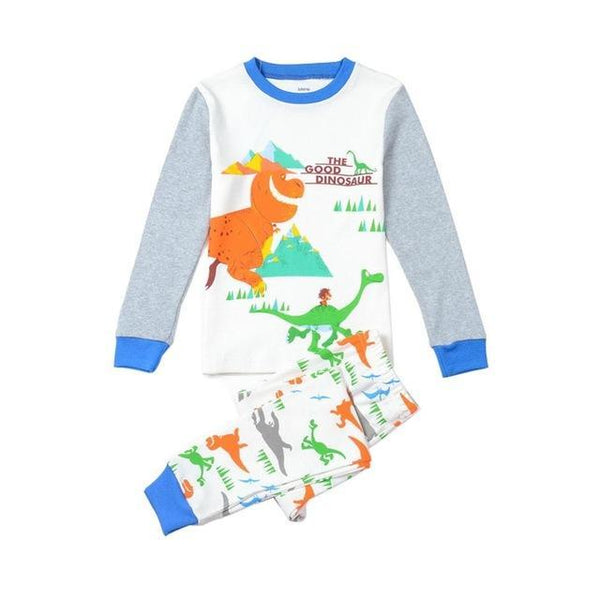 Dinosaur Pajama Set - Toddlers and Kids - Just Kidding Store