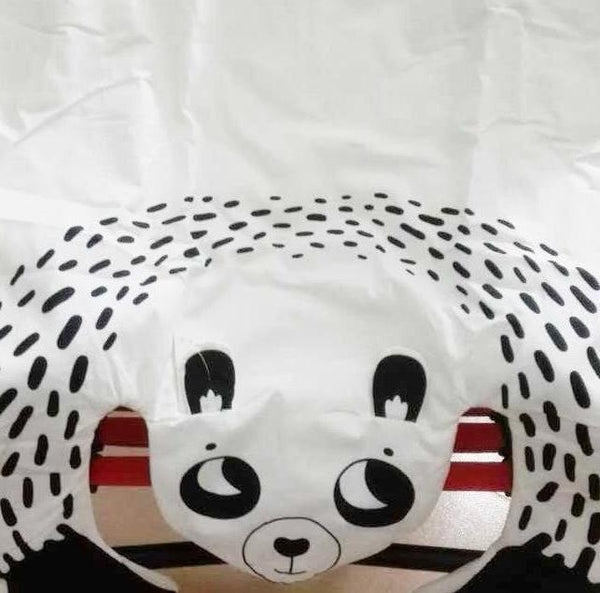 Panda Play Mat - Nordic Style Rug - Just Kidding Store