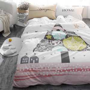 Tree Kids and Teens Bedding Set - Just Kidding Set