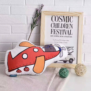 Nordic Style Pillow - Plane - Just Kidding Store