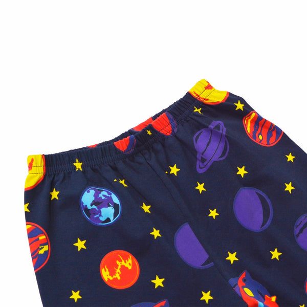 Solar System Sleepwear Set -Kids Pajamas