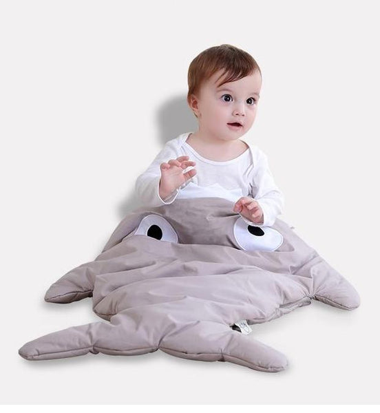 Baby Shark Sleeping Bag - Stroller Sack