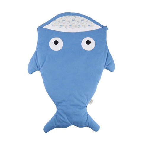 Indigo Baby Shark Sleeping Bag - Stroller Sack