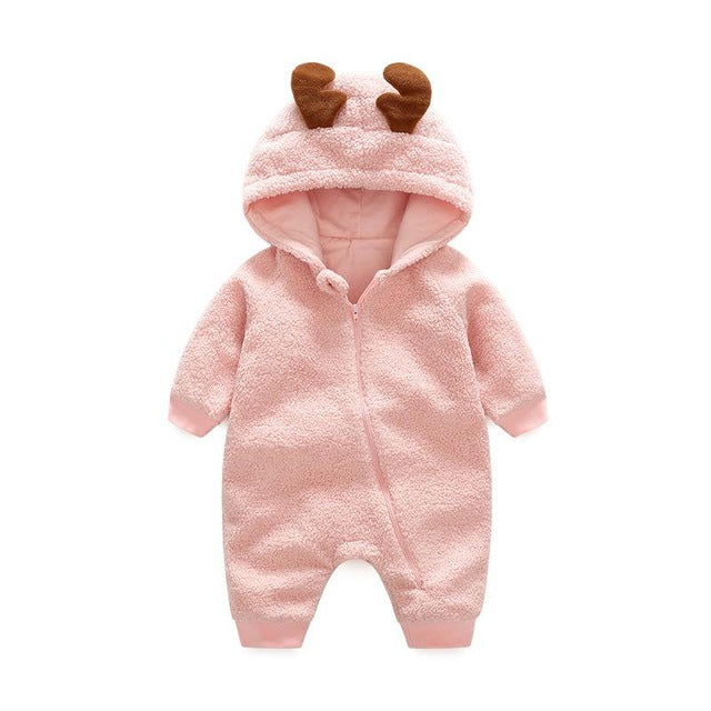 Deer baby and Toddlers Romper - Just Kidding Store