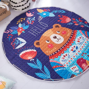 Big Bear Antislip Play Mat Toy Storage - Just Kidding Store