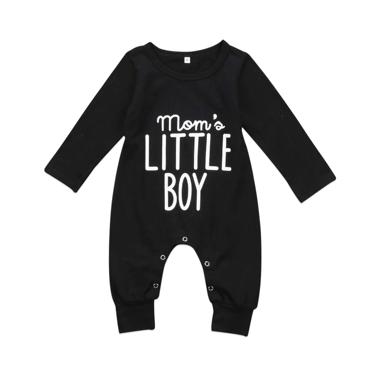 Mom's Little Boy Romper - Just Kidding Store