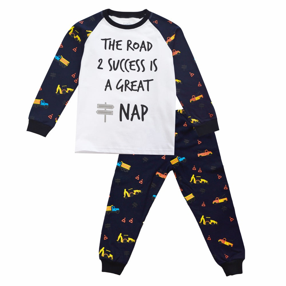 Trucks Sleepwear Set - Kids Pajamas - Just Kidding Store