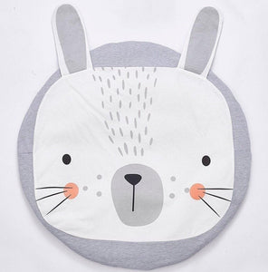 Rabbit Baby Play Mat - Bunny Kids Play Mat - Just Kidding Store