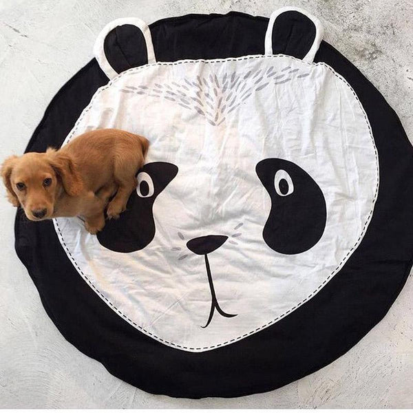 Panda Baby and Kids Play Crawling Mat - Just Kidding Store