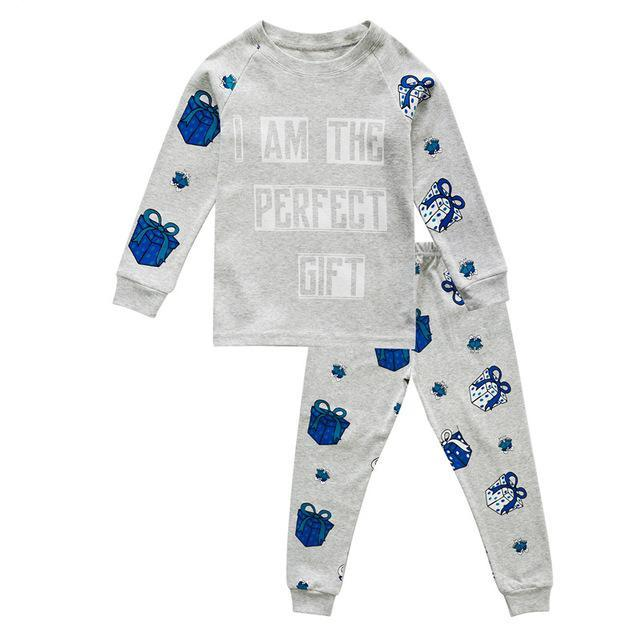 I am The Perfect Gift Pajama Set - Just Kidding Store