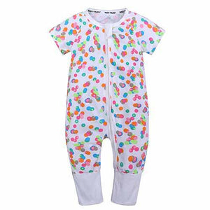 Confetti Summer Baby and Toddlers Romper - Just Kidding Store