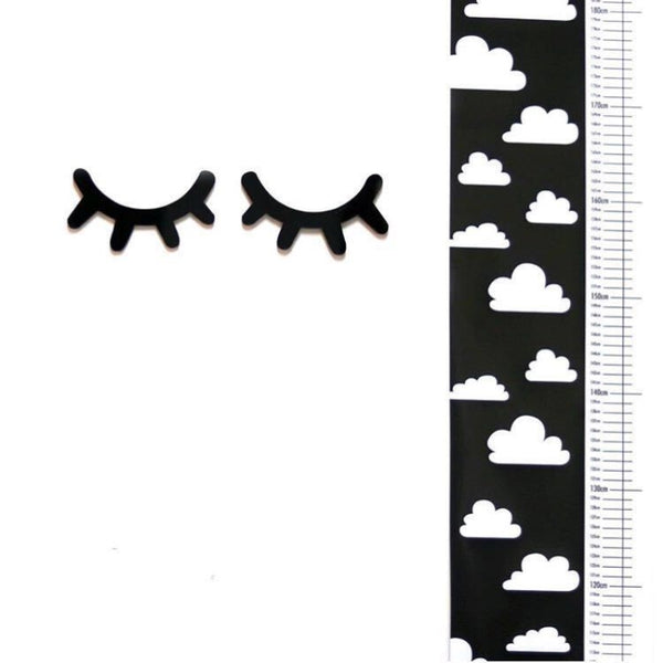 Cloud Kids Growth Chart - Just Kidding Store