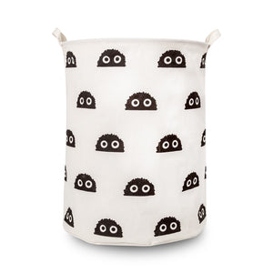 Little Monsters Toy Storage Hamper Laundry Basket - Just Kidding Store