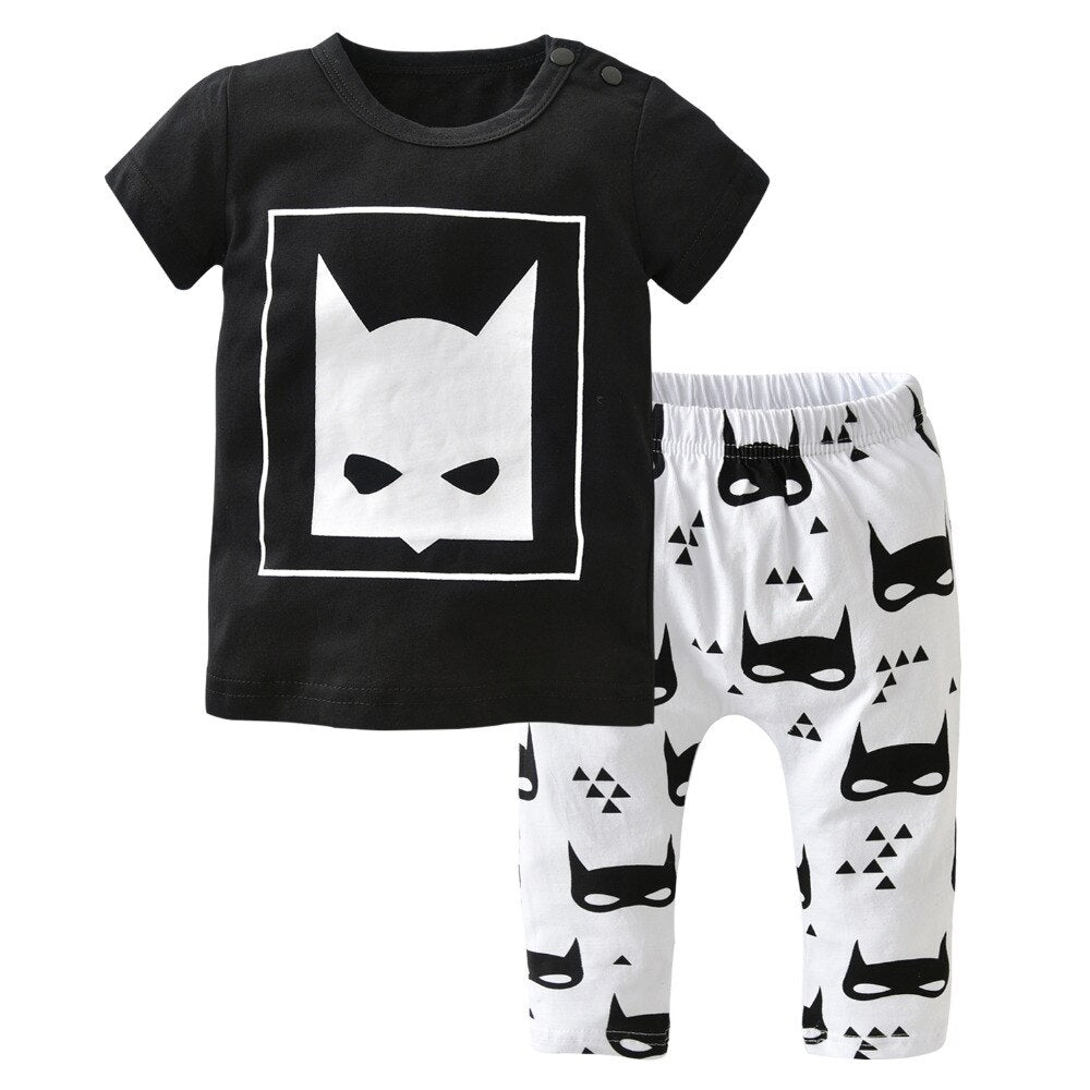 Batman Toddler and Kids Pajama Set - Just Kidding Store