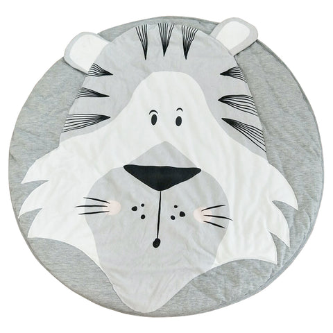 Tiger Play Mat - Crawling Baby Toddler Playmat - Just Kidding Store