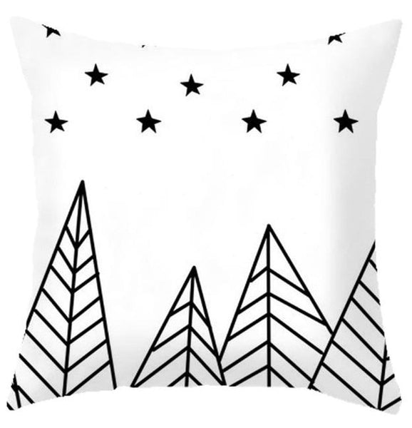 High Mountain Nordic Cushion Covers - Just Kidding Store