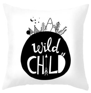 Wild Child Kids Nordic Cushion Covers - Just Kidding Store