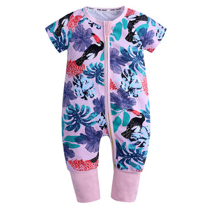 Toucan Summer Baby Toddler Kids Romper - Just Kidding Store