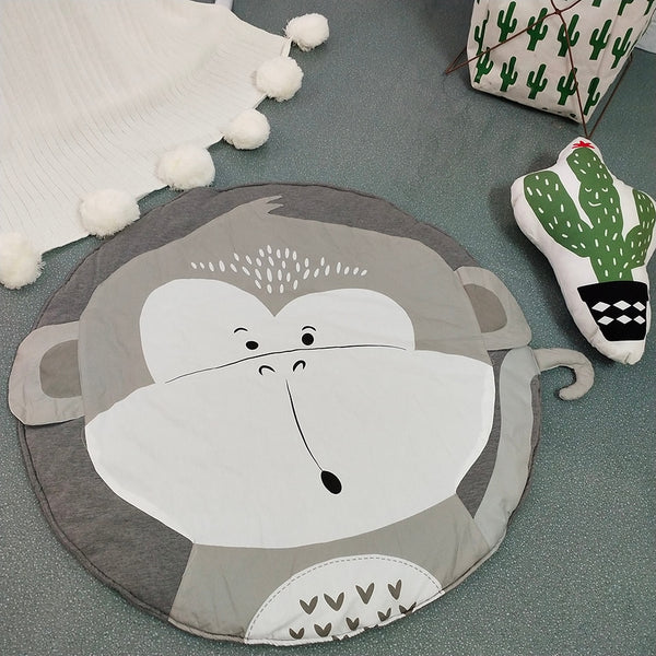 Monkey Play Mat