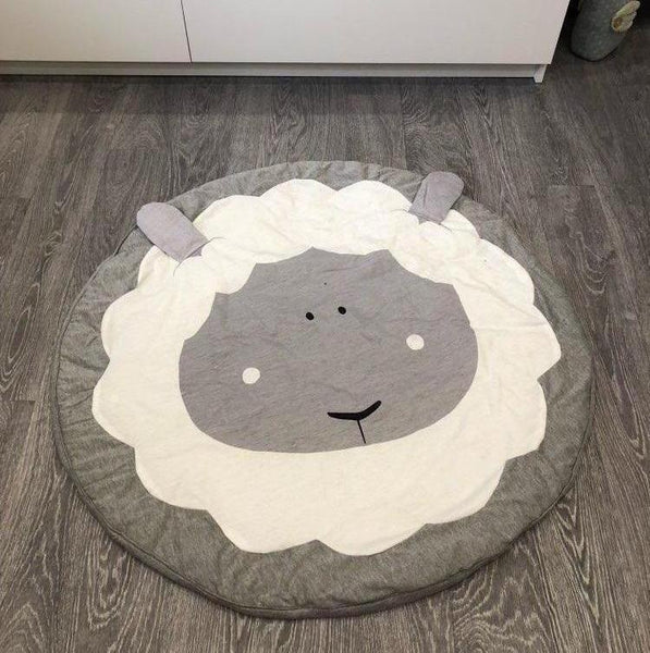 Sheep Baby and Toddlers Play Mat - Just Kidding Store