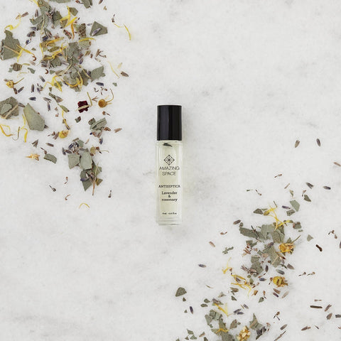 Antiseptica Lavender & Rosemary Oil - 5 ml.