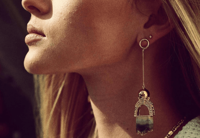 Earrings to wear with your Hairstyle