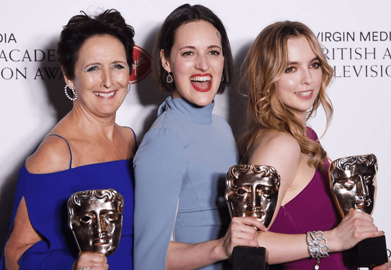 The Best Looks at the TV BAFTAs