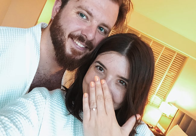 Lucy's Proposal Story