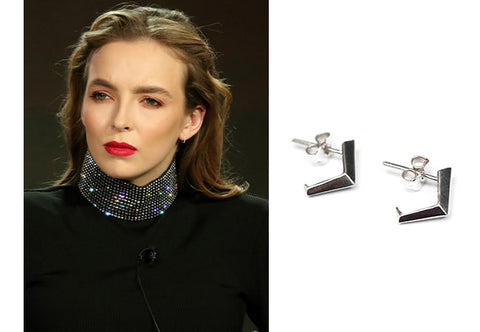 Jodie Comer earrings
